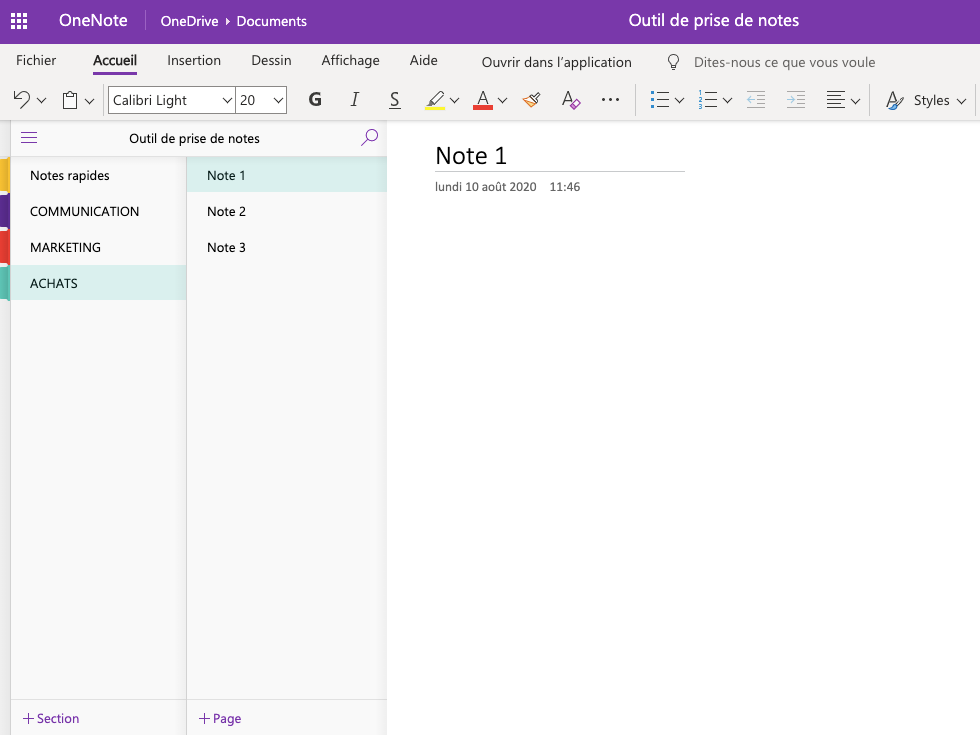 Comment choisir votre application de prise de notes